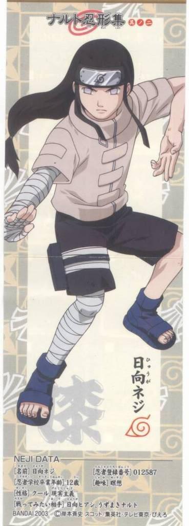 Cual es vuestro personaje preferido? - Página 3 Neji-5