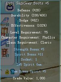 [Guia] Battle Cleric 75lvl+ más Rebirth completa 5