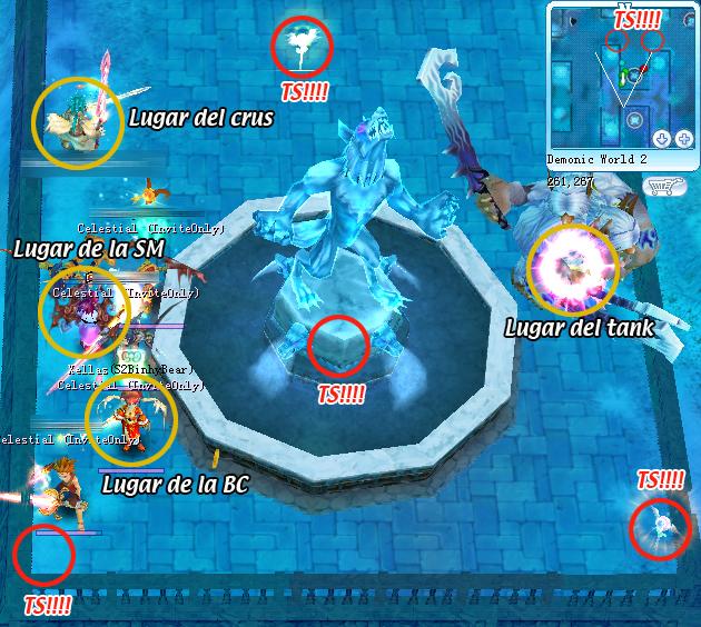 [Guia] Battle Cleric 75lvl+ más Rebirth completa DW