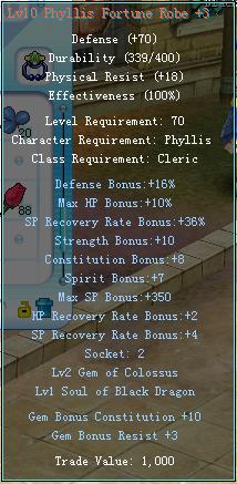 [Guia] Battle Cleric 75lvl+ más Rebirth completa Frame