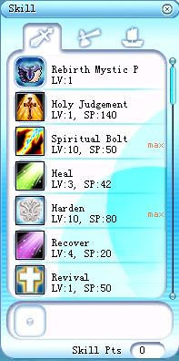 [Guia] Battle Cleric 75lvl+ más Rebirth completa Skills1