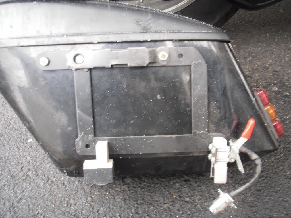 Home made brackets for panniers on C50 P2121204