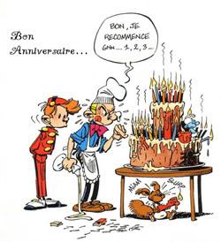 Joyeux anniversaire Gilou!! SpirouetFantasio