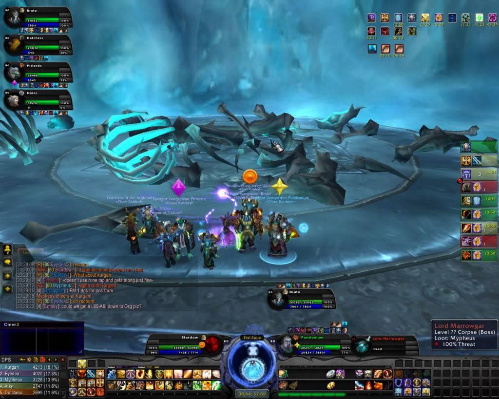 Raiding ICC [16/1/11] WoWScrnShot_011511_202924