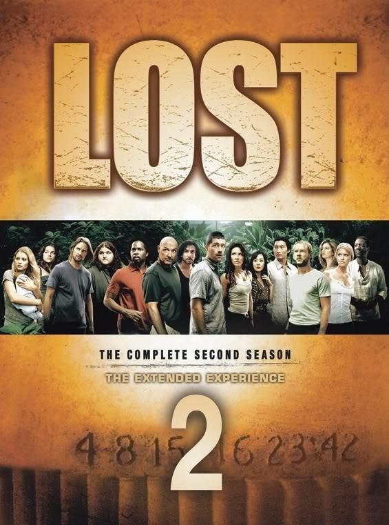 Lost - Mất tích 1-2-3-4-5 Dvd2
