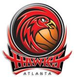 NBA Round 2 Playoff Atlanta-Hawks-logo