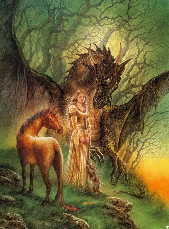 Aurora\'s aankomst DragonLady
