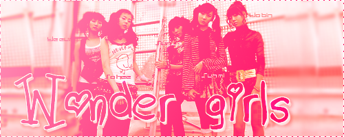 Biografia de Wonder Girls WgBanner