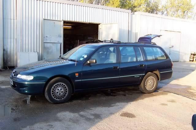 Holden Commodore VS - Bruce 002