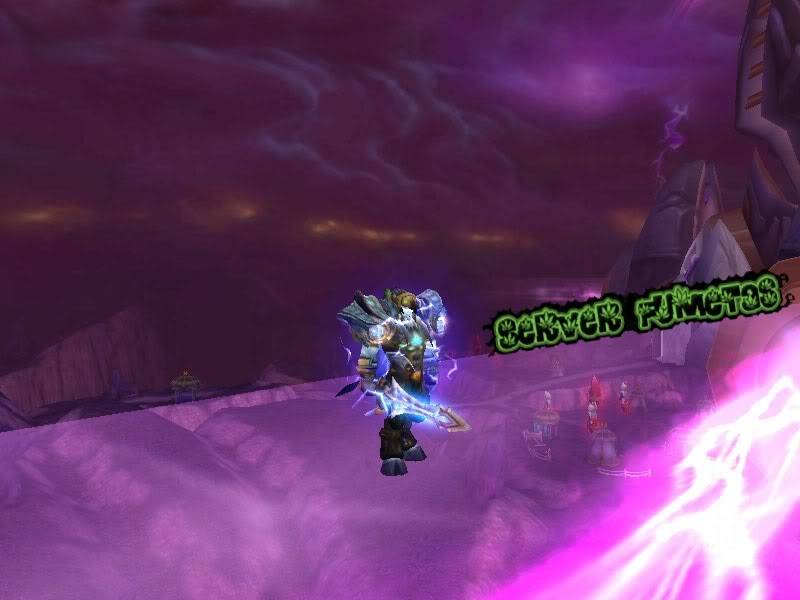 WoW, World of Warcraft ChamanT7