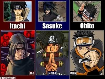 Fotos do Sasuke UchihaClan