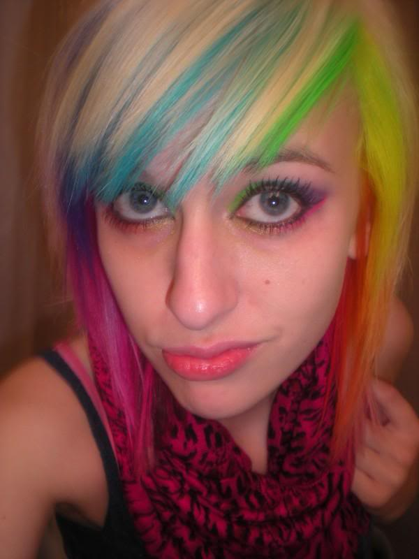 [Cheveux] Cheveux rainbow L_582aac634f1c424c8c53e84b7f6d7ab5