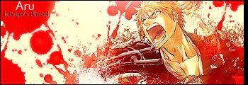 Ichigo's Blood Ichigoblood