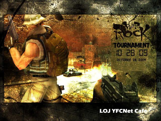 WaRRocK Tournament 104-1