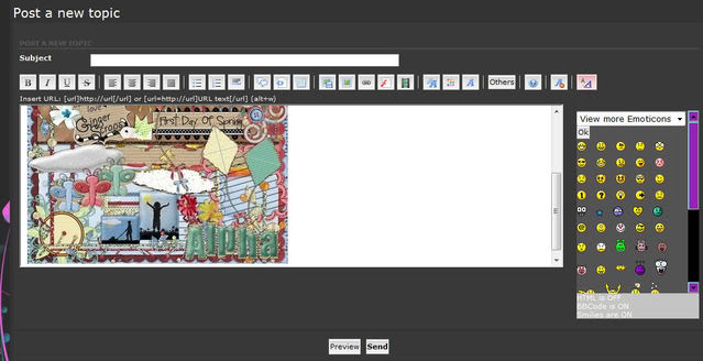 How To Add An Image In The Forum Image5