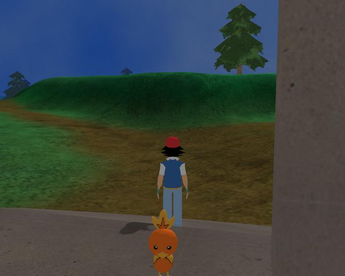 Pokemon PC game PPC
