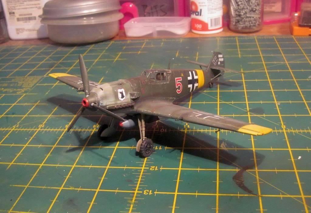 Airfix 1/48 Me BF 109 E4 IMG_0045_zps89e568fc