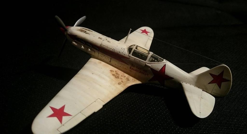Classic Airframes 1/48 Mig 3 Mig2_zpsytac4tjf