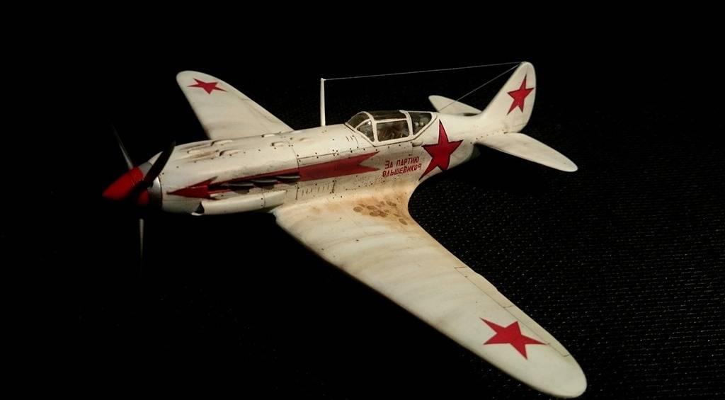 Classic Airframes 1/48 Mig 3 Mig7_zpst4q8somh