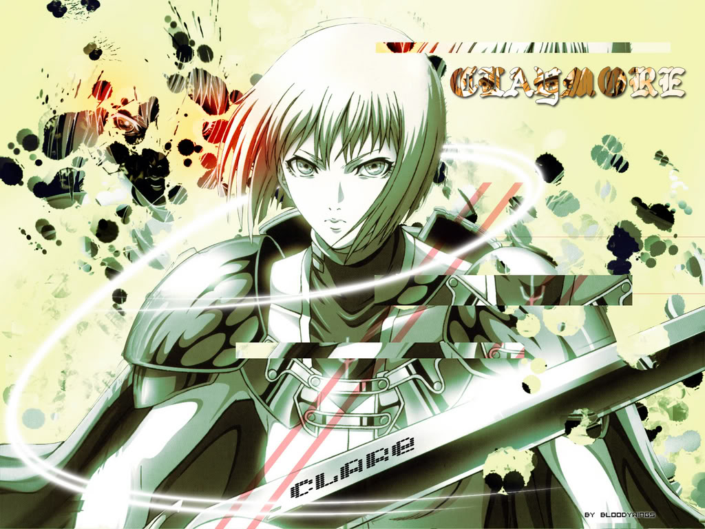 ~ Clare     ~ Claymore-ClareXI