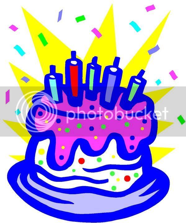 HAPPY BIRTHDAY RINK! B-day-cake