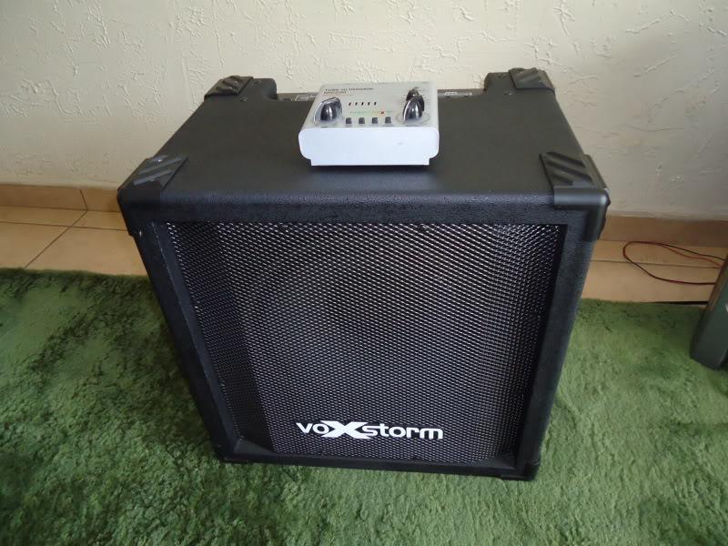 VoxStorm TOPBASS 125 - Comprei e estou testando DSC02071