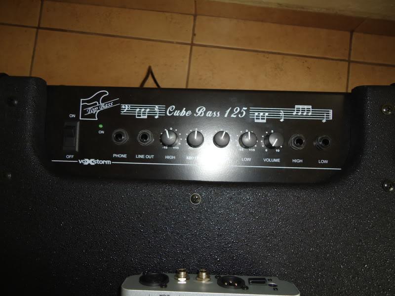 VoxStorm TOPBASS 125 - Comprei e estou testando DSC02074