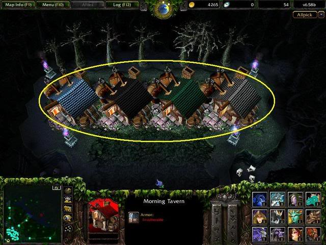 Defense of the ancients Dota2-1