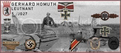 Virtual 5./JG27 & 9./ZG26 Roll of Honour Homuth2
