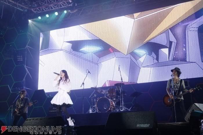Mobile Suit Gundam 00 ~ Update Gundamfestival-1