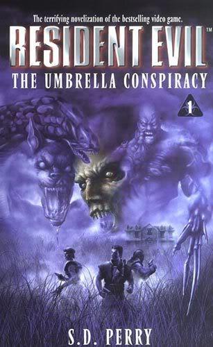 LIBROS COMPLETOS RESIDENT EVIL ResidentEvil1-TheUmbrellaConspiracy