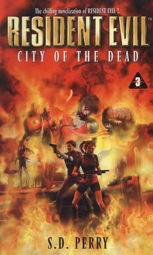 LIBROS COMPLETOS RESIDENT EVIL ResidentEvil3-CityOfTheDead