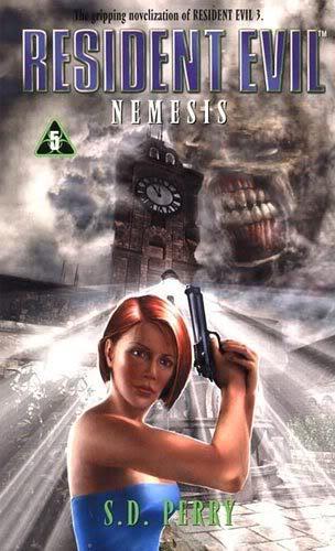 LIBROS COMPLETOS RESIDENT EVIL ResidentEvil5-Nemesis
