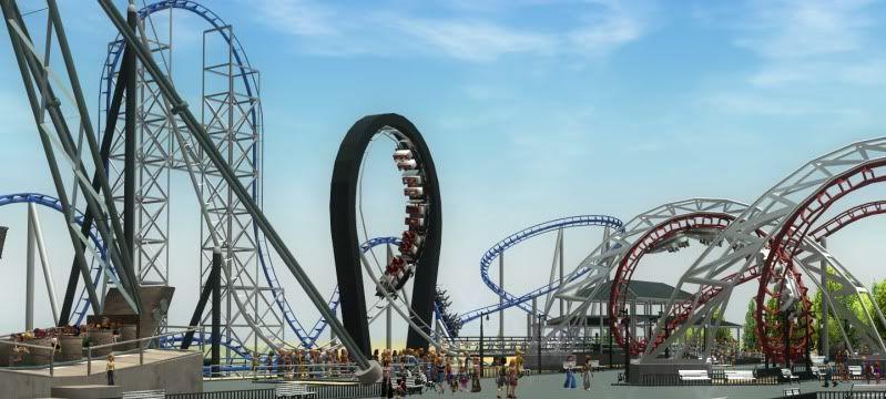 South-Point Pier Amusement Park Shot0105-1