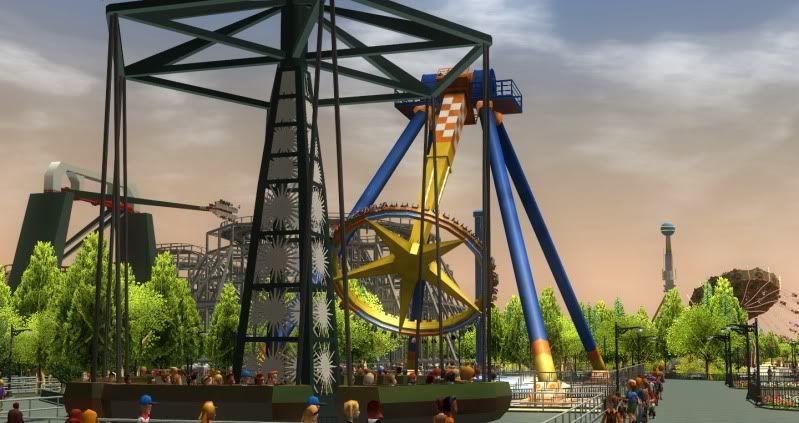 South-Point Pier Amusement Park Shot0121-2