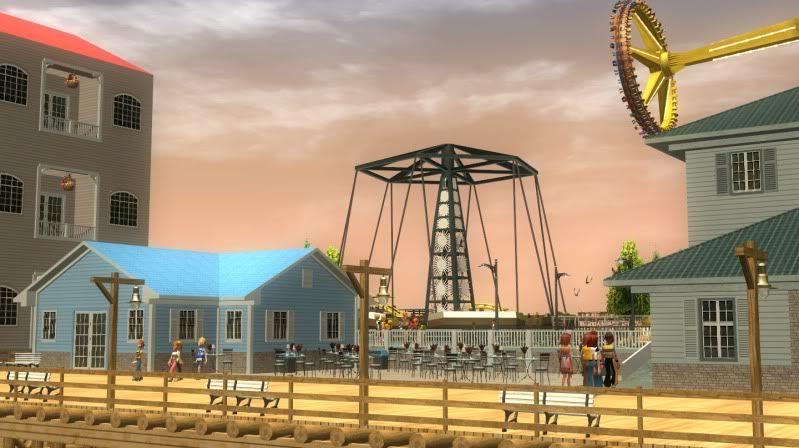 South-Point Pier Amusement Park Shot0126