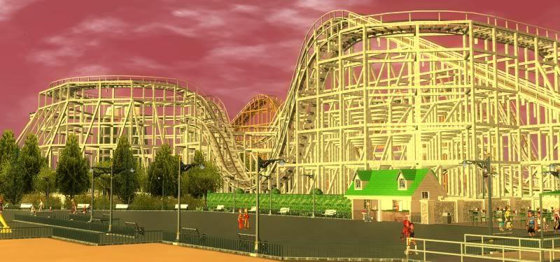 South-Point Pier Amusement Park Shot0131-2