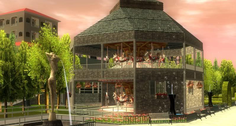 South-Point Pier Amusement Park Shot0160-1