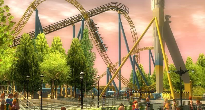 South-Point Pier Amusement Park Shot0168-2