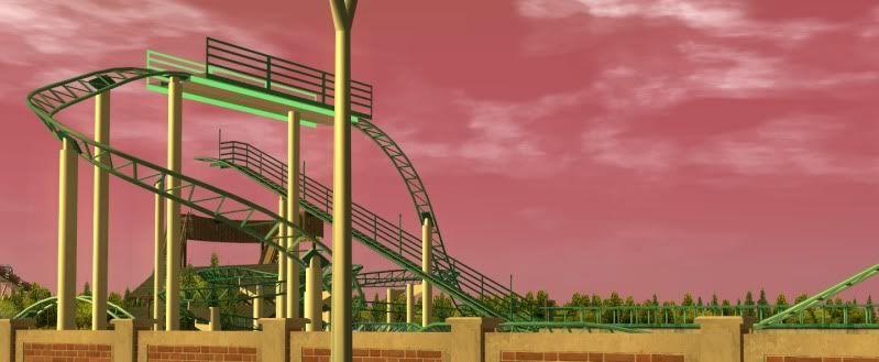 South-Point Pier Amusement Park Shot0193-3