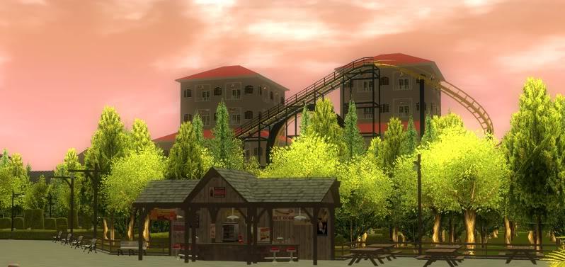 South-Point Pier Amusement Park Shot0198-1