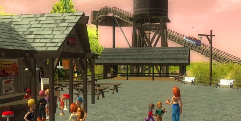 South-Point Pier Amusement Park Shot0212