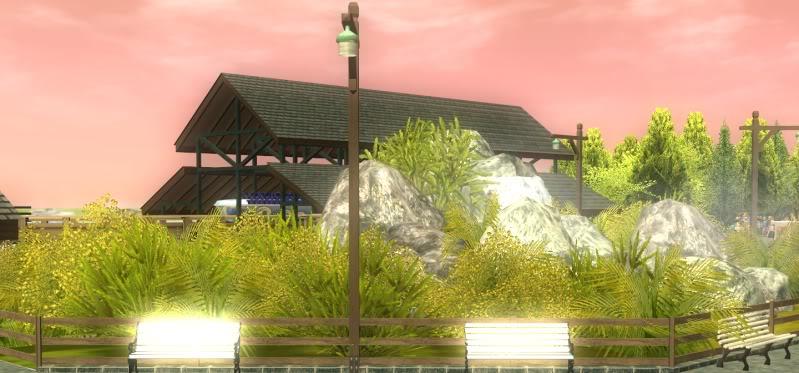 South-Point Pier Amusement Park Shot0213-2