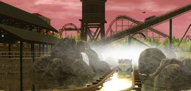South-Point Pier Amusement Park Shot0216-2