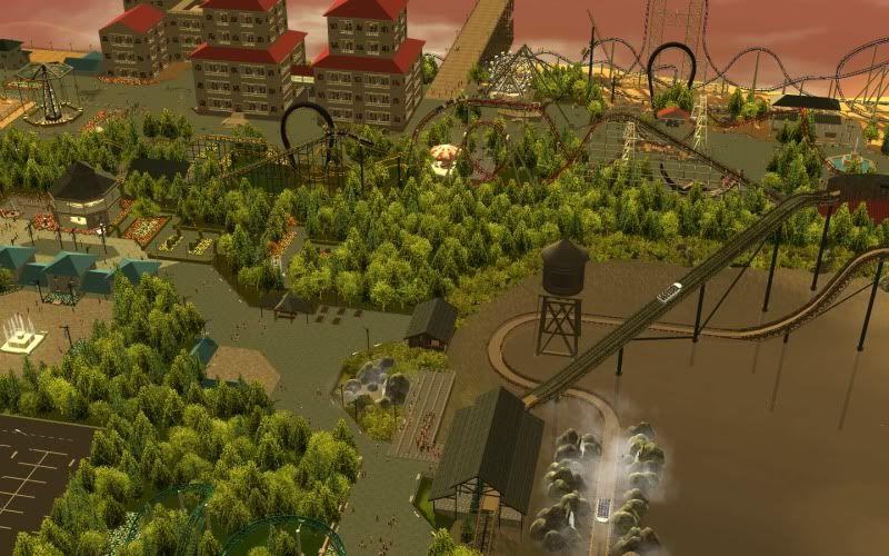 South-Point Pier Amusement Park Shot0217-2