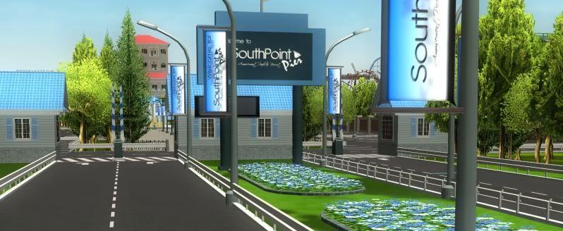 South-Point Pier Amusement Park Shot0226