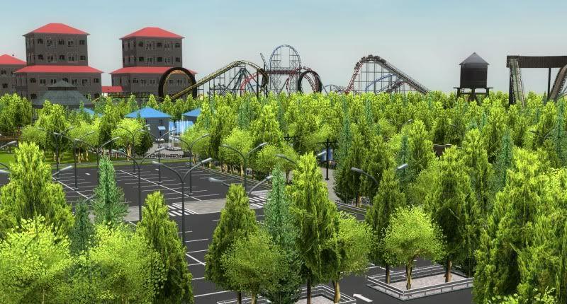 South-Point Pier Amusement Park Shot0228