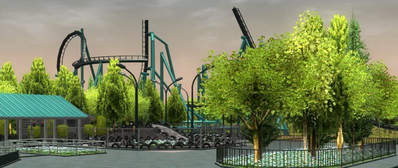 South-Point Pier Amusement Park Shot0233-2