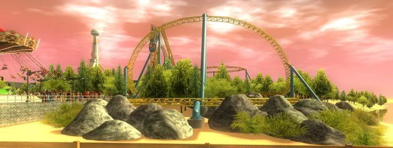 South-Point Pier Amusement Park Photo0004