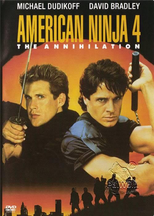 American Ninja 4: The Annihilation (1990) DVDrip American_Ninja_4